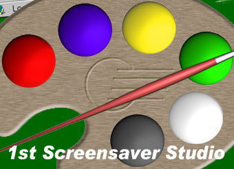 1st Screensaver Flash Studio Professional Plus