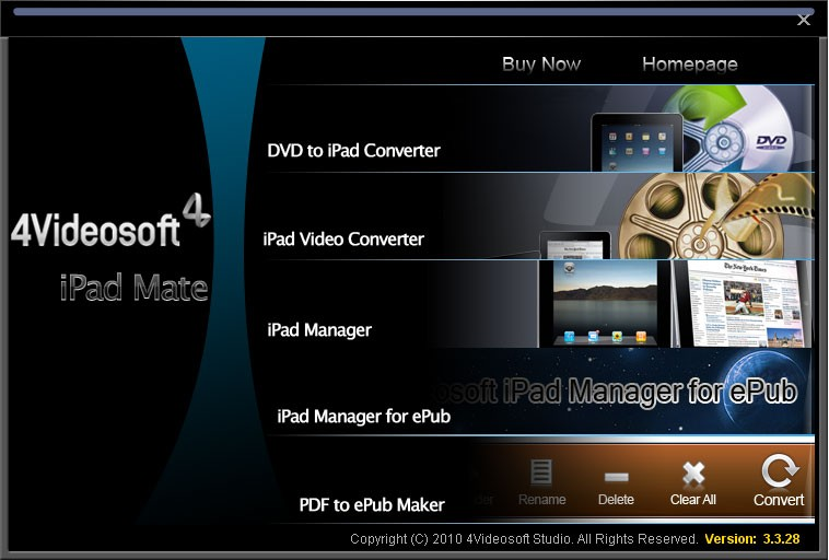 4Videosoft iPad Mate