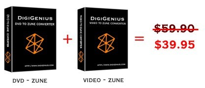 Digigenius DVD to PSP Converter + Video