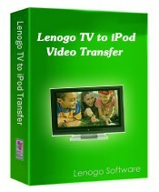 lenogo TV to iPod Video Transfer rapidity