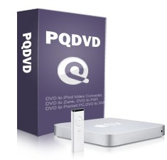 PQ DVD to Apple TV Converter