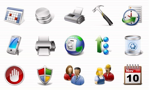 Software Icons Vista