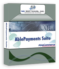 AblePayments Suite for AbleCommerce