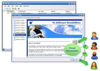 Bulk Email Software