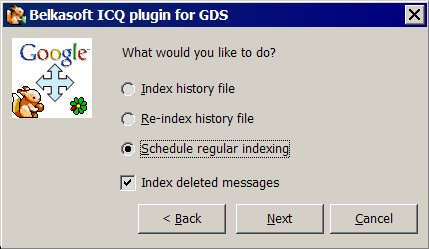Belkasoft ICQ plugin for GDS