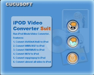 01 Cucusoft iPod Video Converter + DVD