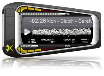 Xion Audio Player