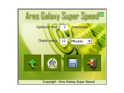 Ares Galaxy Super Speed