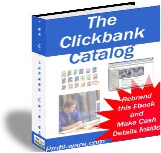 Searchable Clickbank Catalog