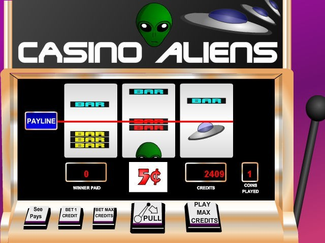 alien slot machine igt