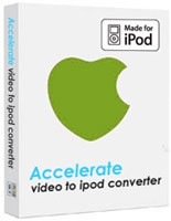 Accelerate Video to iPod Converter