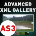 Advanced Image Gallery AS3