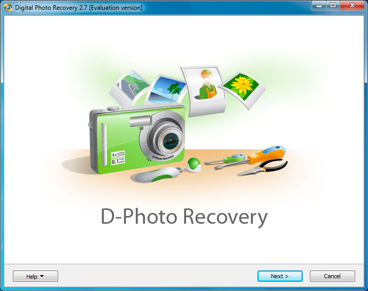 DPhoto Recovery