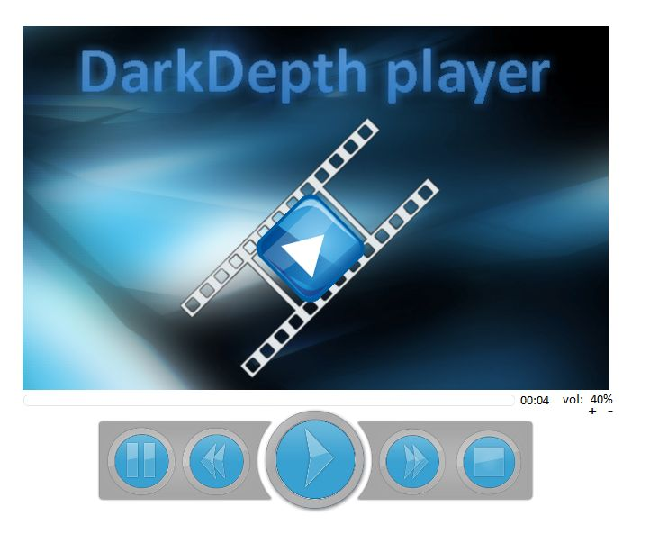 DarkDepth Player