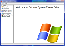 Delones System Tweak Suite