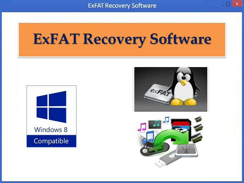 ExFAT Recovery Software