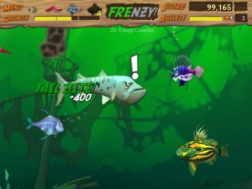 Feeding Frenzy 2 Shipwreck Showdown