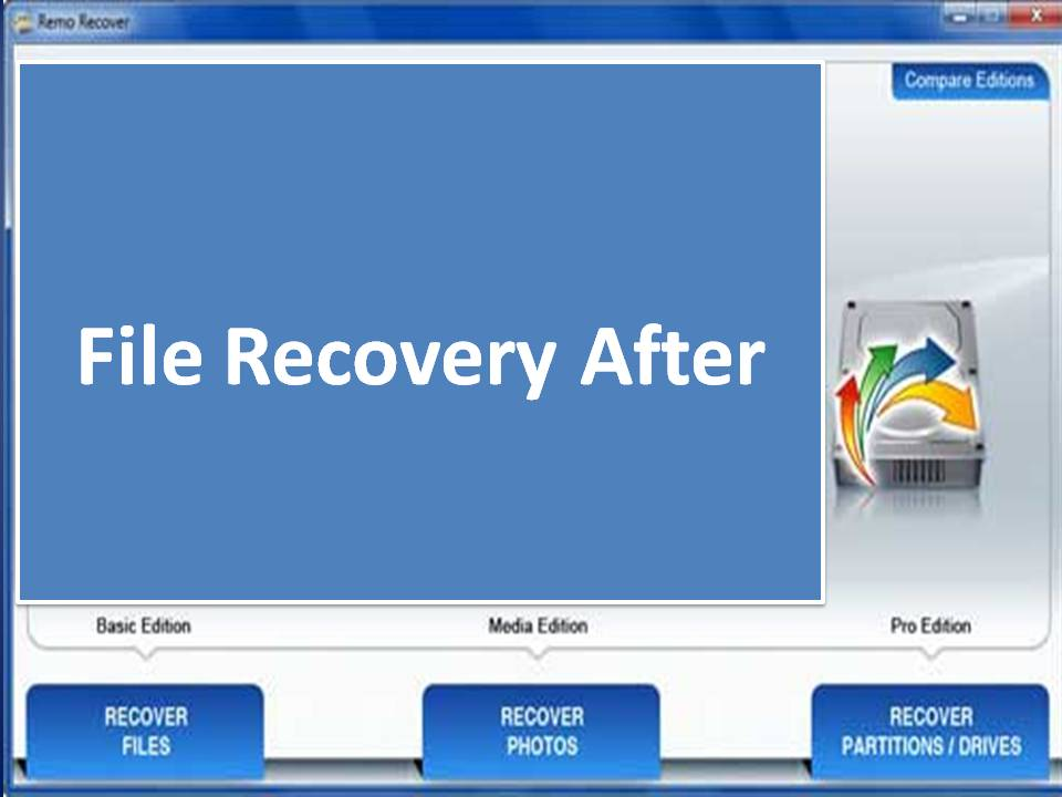 File Recovery After