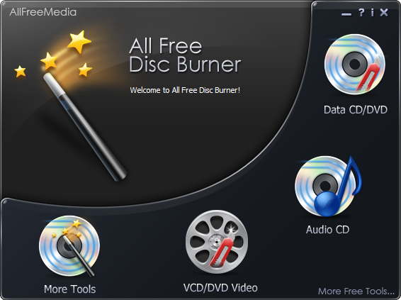 Free DVD-Video Burner