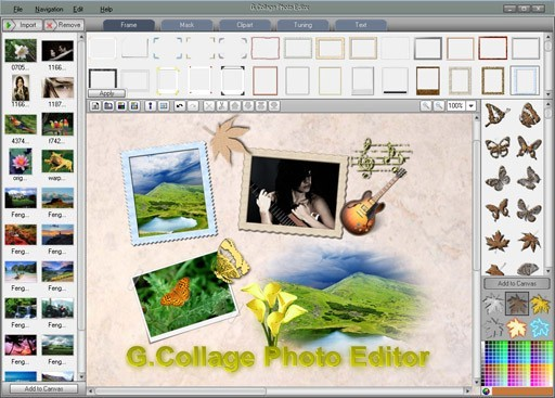 G.Collage Photo Editor