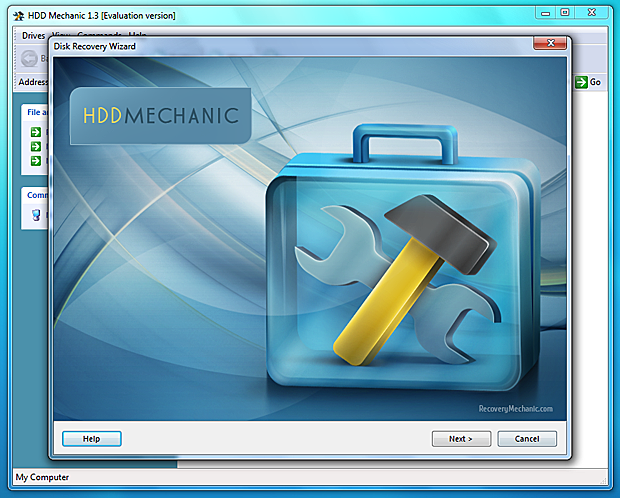 HDD Mechanic