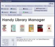 Handy Library Manager
