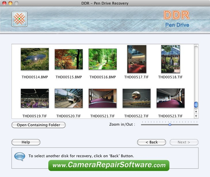 Mac Recover Deleted File