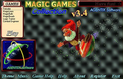 Magic Games Collection