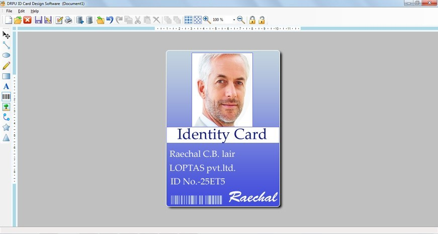 Make ID Cards
