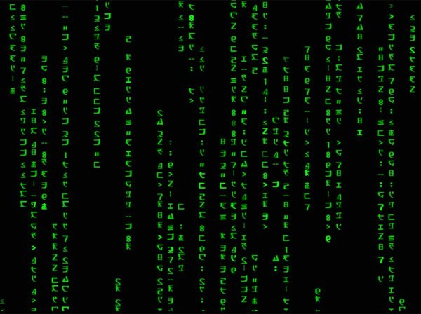 3d wallpaper desktop. Matrix Code Animated Wallpaper