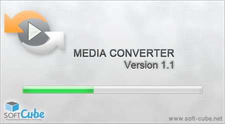 Media Editor Convert and split sound from video and add logo to video
