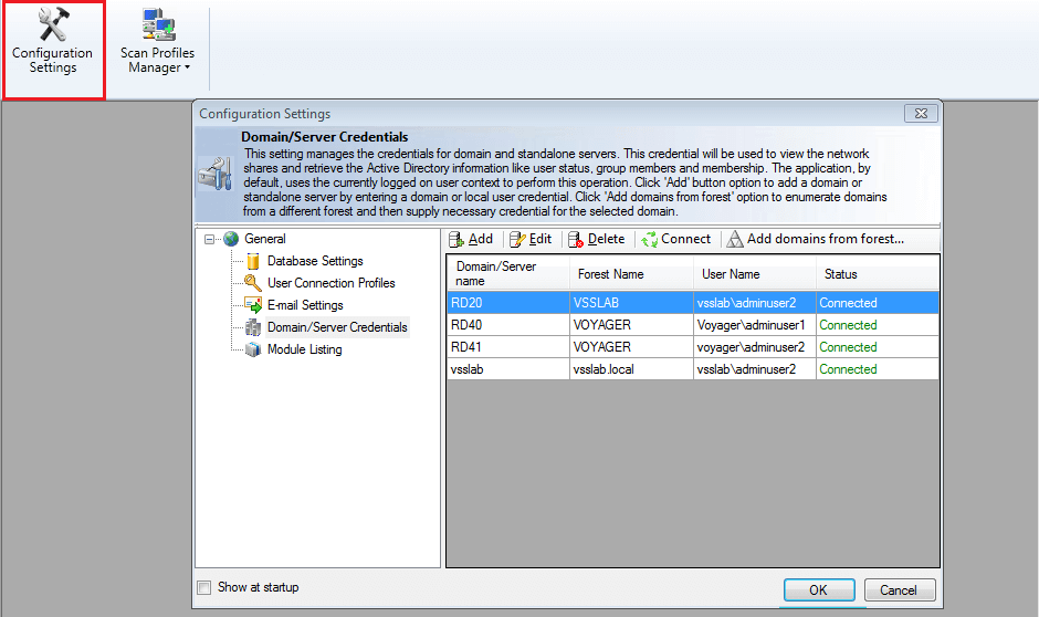 NTFS Security Manager