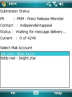 PRM - Press Release Monster