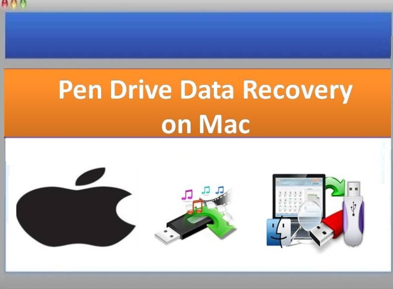 Pen Drive Data Recovery on Mac