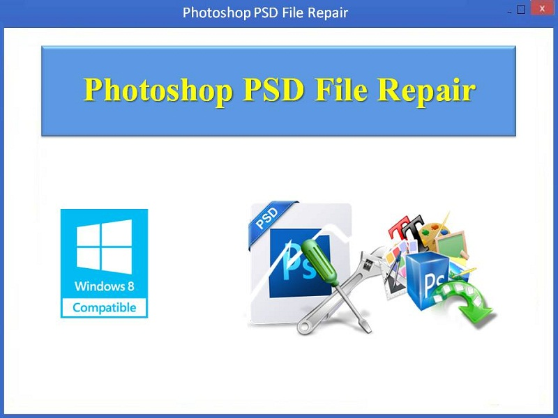 Photoshop PSD File Repair