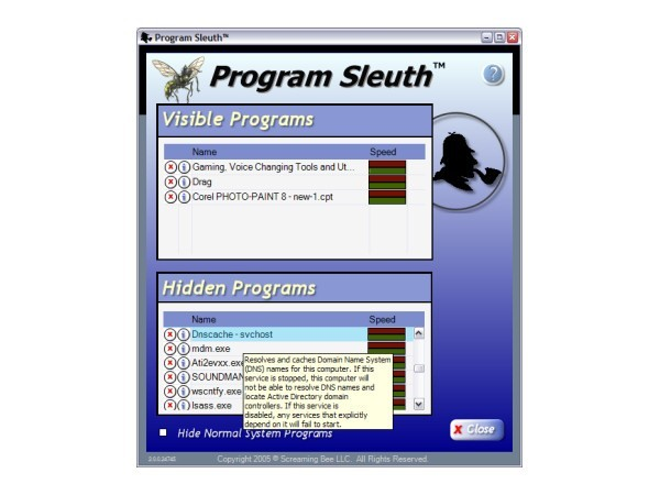 Program Sleuth