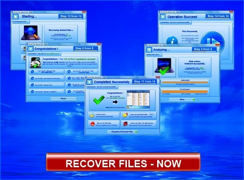 Recover Deleted Music, MP3 and Audio
