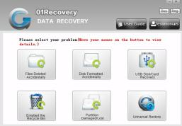 recover sd card