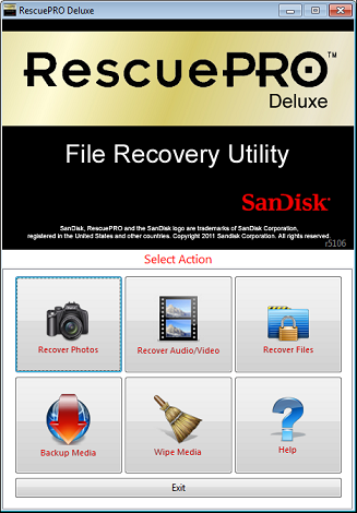 RescuePRO Deluxe for Windows