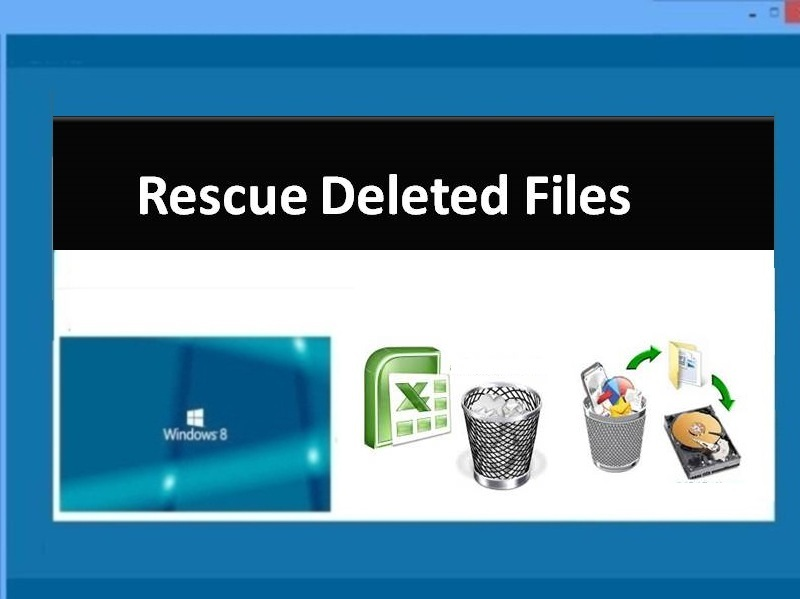 Rescue Deleted Files