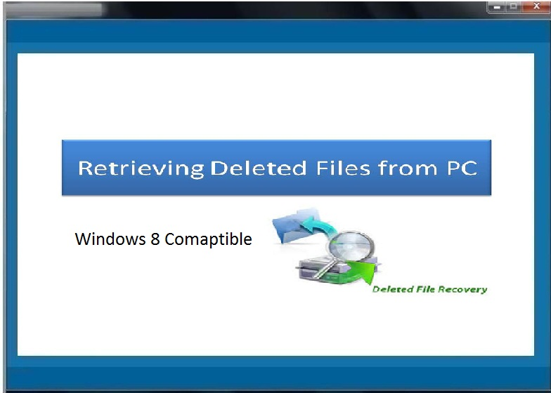 Retrieving Deleted Files from PC