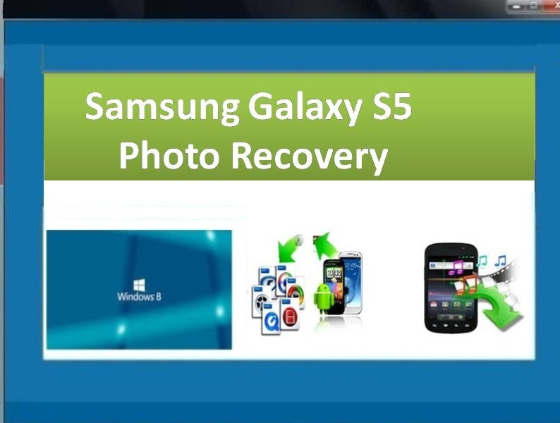 Samsung Galaxy S5 Photo Recovery