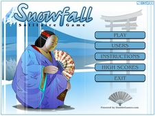 Snowfall Solitaire