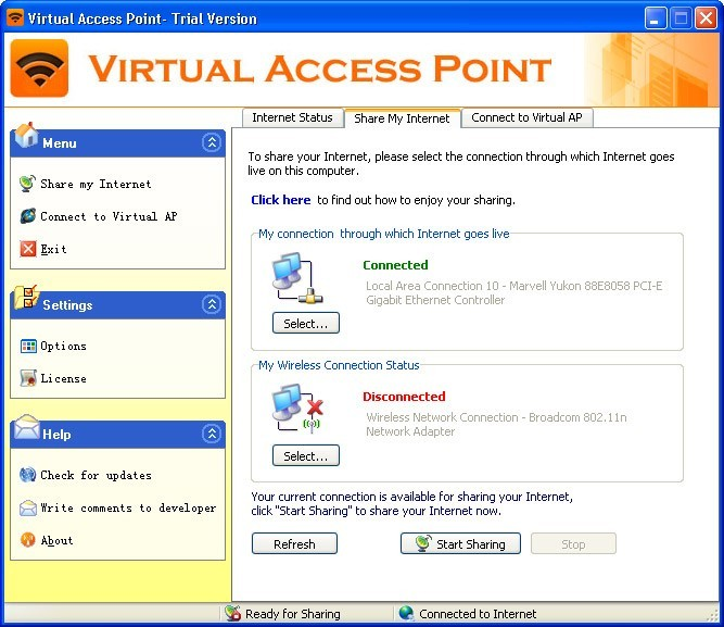 Virtual Access Point