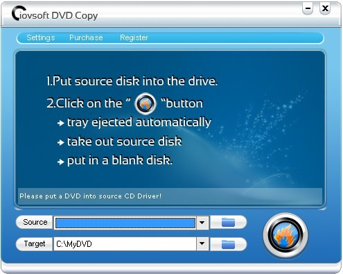 iovSoft DVD Copy