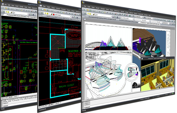 progeCAD 2014 Professional CAD Software