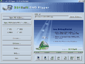 321 Soft DVD Ripper Screenshot