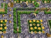3D Dragon Maze Game Screenshot