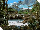 3D Living Dinosaurs Screenshot