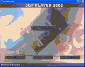 3GP Player 2008 Screenshot